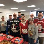 Christmas Jumper Day!!