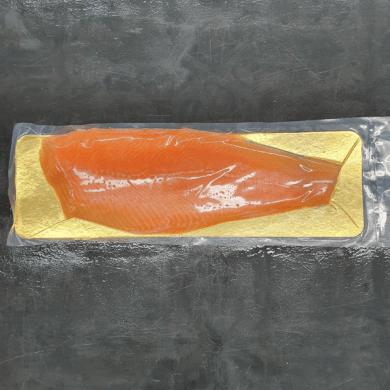 Smoked Salmon Organic Side Long Sliced 800-1100g