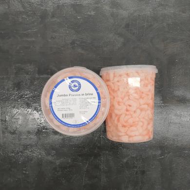 Prawns (Coldwater) Peeled in Brine 900g