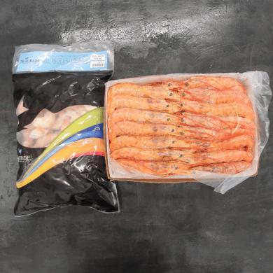 Prawn Argentinian Whole & Peeled FROZEN