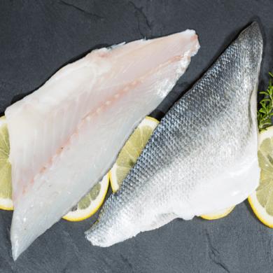 Sea Bass Fillet Farmed EACH