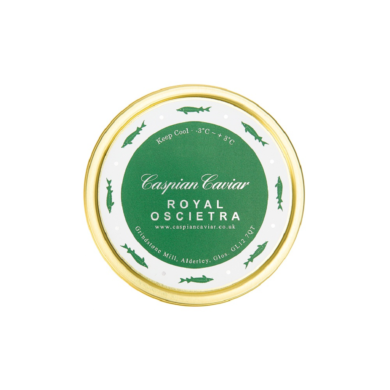 Caviar Oscietra  50g