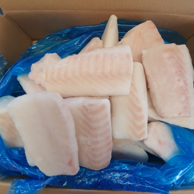Cod Loin 4.54kg Box FROZEN