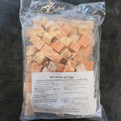 Fish Mix Premium 1kg FROZEN