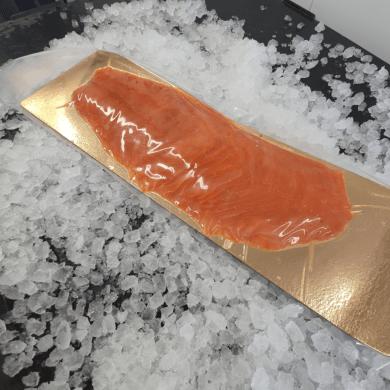 Gin & Tonic Smoked Salmon D Cut Sides 800-1100g