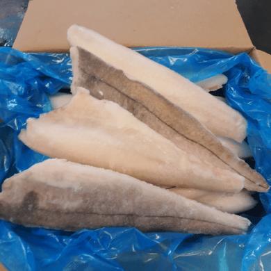 Haddock Fillet 4.54kg FROZEN
