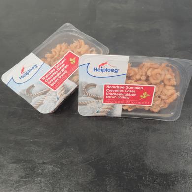 Peeled Brown Shrimps 100g