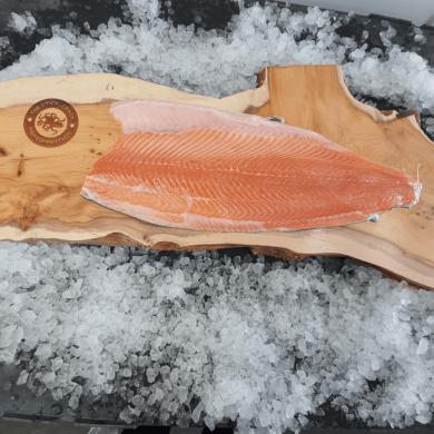 Salmon Fillet 1.40-2.20kg FROZEN