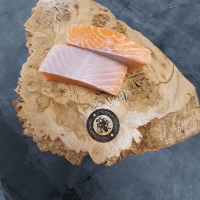 Salmon Supreme  Skin Off
