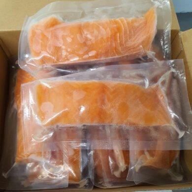 Salmon Supreme Skinned & Boned 10s FROZEN