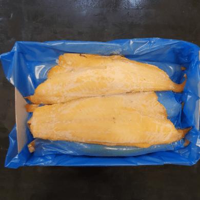 Smoked Haddock Fillet Natural 3kg FROZEN