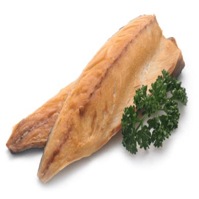 Smoked Mackerel Fillets 3kg FROZEN