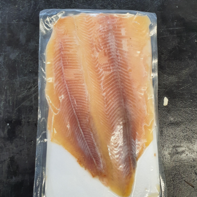 Smoked Trout Fillets 125g FROZEN